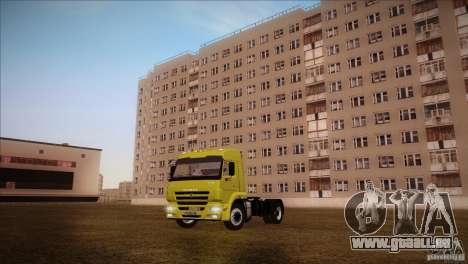 KAMAZ 5460 restylage pour GTA San Andreas