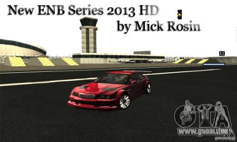 ENB Series 2013 HD by MR für GTA San Andreas