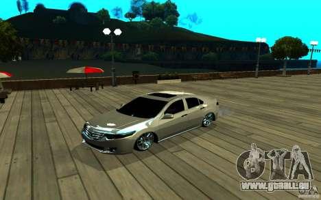 ENB pour n'importe quel ordinateur pour GTA San Andreas cinquième écran