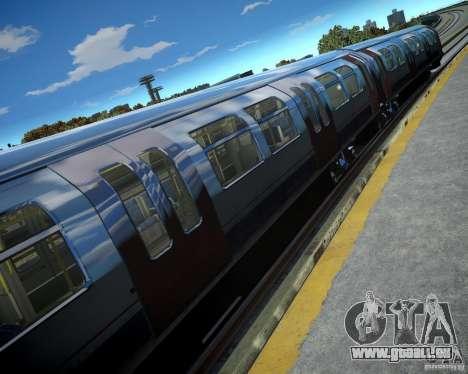 London-Zug für GTA 4 weiter Screenshot