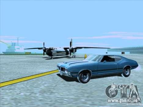 ENB Series v1.5 Realistic für GTA San Andreas elften Screenshot
