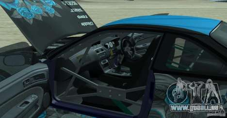 Nissan Silvia S14 NonGrata für GTA San Andreas rechten Ansicht