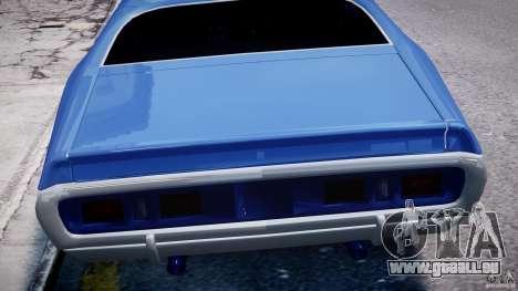 Dodge Charger RT 1971 v1.0 für GTA 4-Motor
