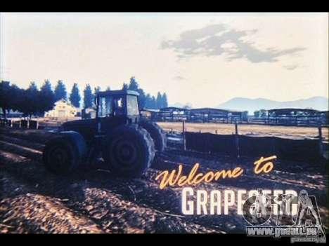 Videoskrinšoty von GTA V für GTA San Andreas dritten Screenshot