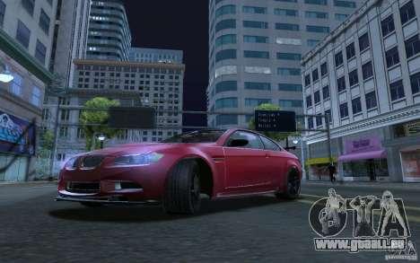 ENBSeries by RAZOR für GTA San Andreas zweiten Screenshot