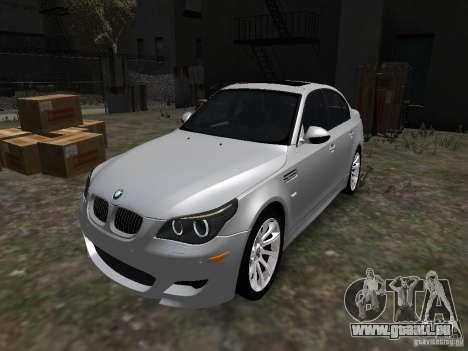 BMW M5 für GTA 4