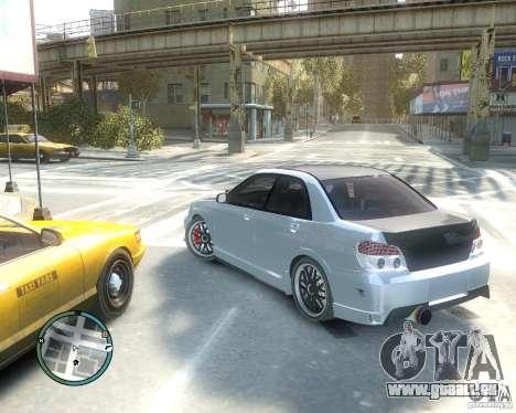 Graphismes améliorés pour GTA 4 secondes d'écran