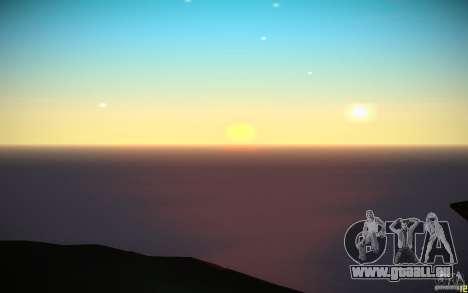 HD Wasser v3. 0 für GTA San Andreas neunten Screenshot
