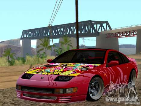 Nissan 300ZX JDM für GTA San Andreas