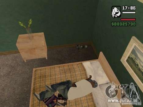 Die realistische Möglichkeit für GTA San Andreas