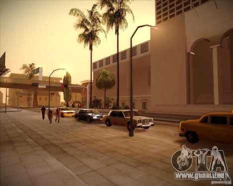 Neue Texturen des Rathauses für GTA San Andreas her Screenshot