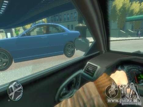 Type de voiture pour GTA 4 quatrième écran