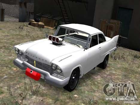 Plymouth Savoy 57 pour GTA 4