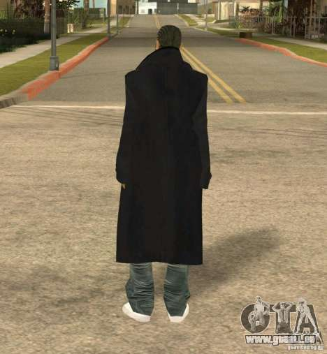 Casual Man pour GTA San Andreas quatrième écran