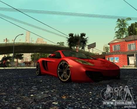 ENBSeries by Nikoo Bel v3.0 Final für GTA San Andreas zweiten Screenshot