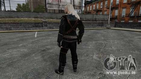 Geralt von Riva v7 für GTA 4 dritte Screenshot