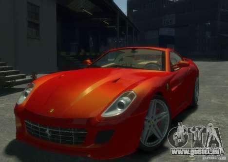 Ferrari 599 GTB Novitec Rosso pour GTA 4