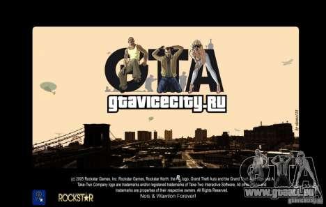 GTAViciCity.RU LoadScreens für GTA San Andreas