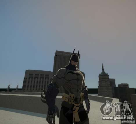 Batman: The Dark Knight pour GTA 4 secondes d'écran
