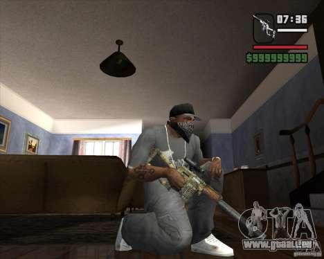 VSK74 pour GTA San Andreas deuxième écran