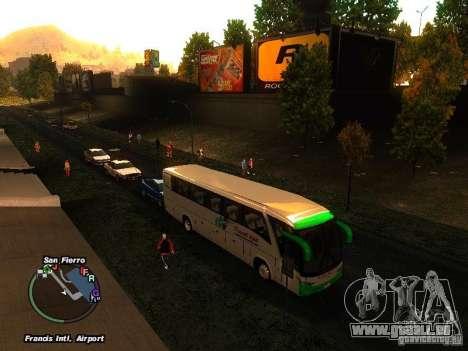 Bus Kramat Djati pour GTA San Andreas