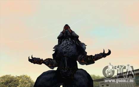 Werewolf Transformation V1.0 für GTA San Andreas zweiten Screenshot