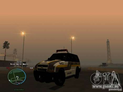 Chevrolet Blazer für GTA San Andreas