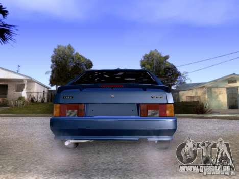 VAZ 2113 Stock pour GTA San Andreas sur la vue arrière gauche