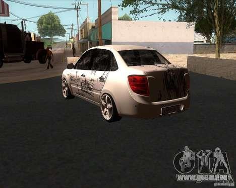 Lada Grant für GTA San Andreas Seitenansicht