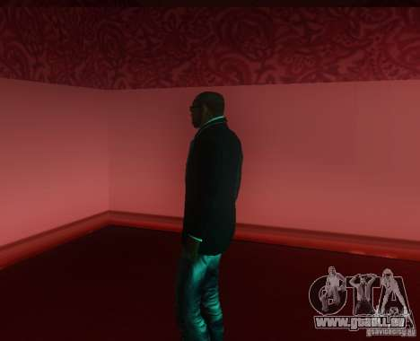Ckin Reporter pour GTA San Andreas troisième écran