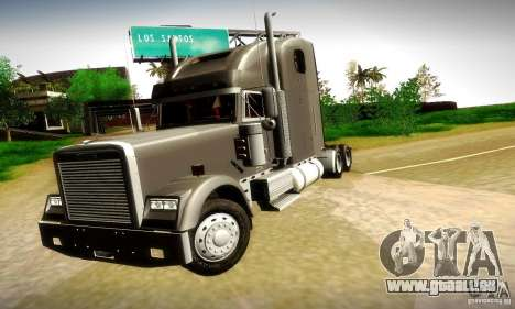 Freightliner Classic XL pour GTA San Andreas