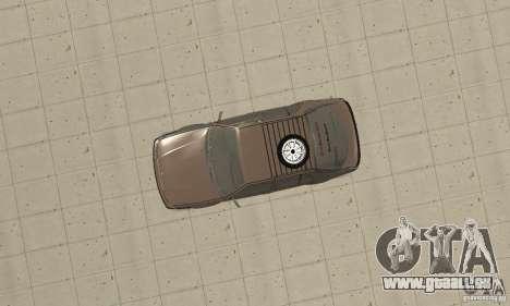 Saab 9000 GT Drifting 1998 für GTA San Andreas rechten Ansicht