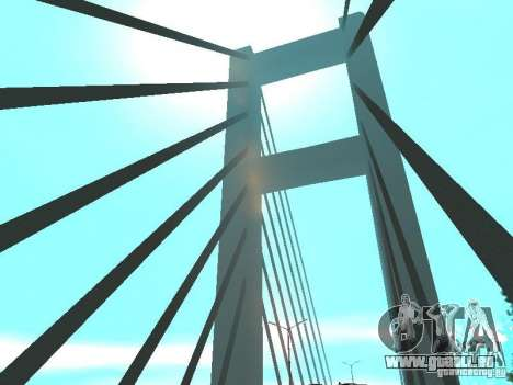 New Dubai mod pour GTA San Andreas troisième écran