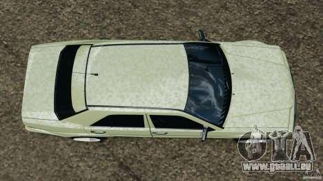 Mercedes-Benz 190E 2.3-16 sport für GTA 4 rechte Ansicht