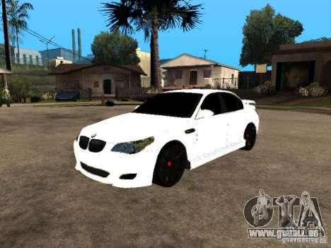 Bmw M5 Ls Ninja Stiil für GTA San Andreas