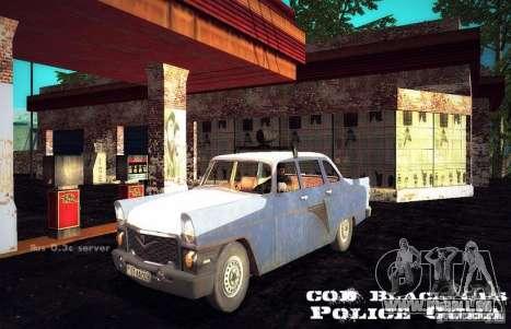 Gas 13 Polizei Kuba für GTA San Andreas
