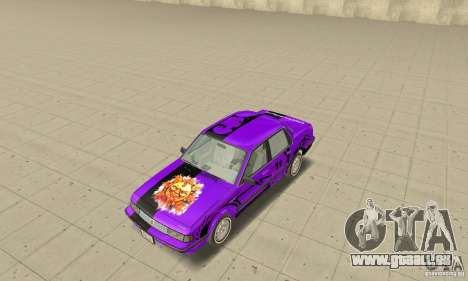 Oldsmobile Cutlass Ciera 1993 pour GTA San Andreas salon