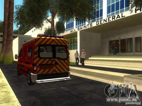 Oživlënie Krankenhäuser in Los Santos für GTA San Andreas sechsten Screenshot