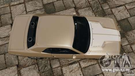 Dodge Challenger Concept 2006 für GTA 4 rechte Ansicht