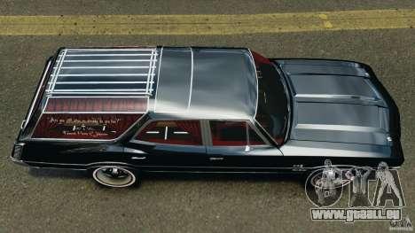 Oldsmobile Vista Cruiser 1972 v1.0 für GTA 4 rechte Ansicht
