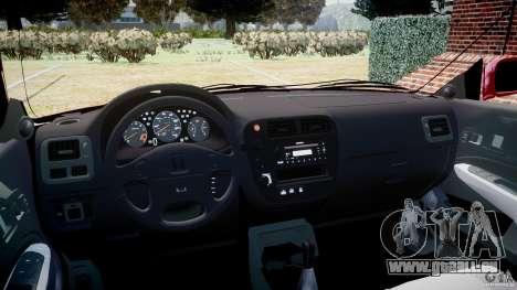 Honda Civic Vti für GTA 4 rechte Ansicht