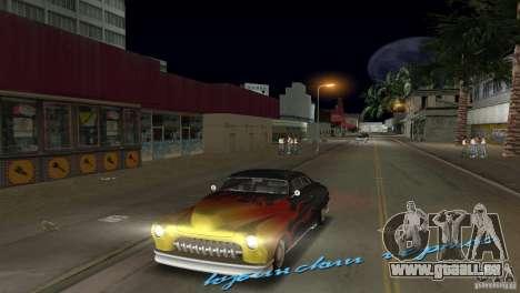 Cuban Hermes HD für GTA Vice City