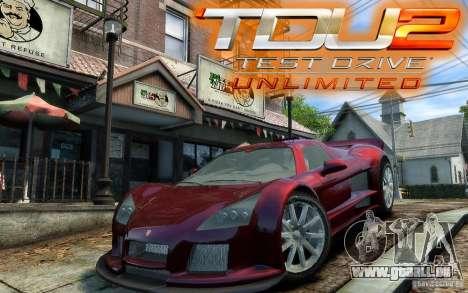 Gumpert Apollo Sport pour GTA 4