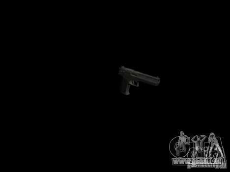 Armes de GTA 4 pour GTA San Andreas cinquième écran