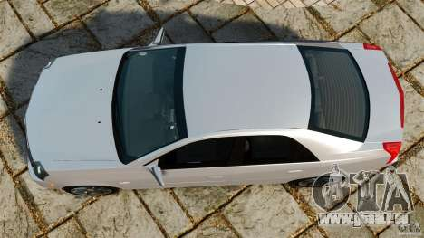 Cadillac CTS-V 2004 pour GTA 4 est un droit