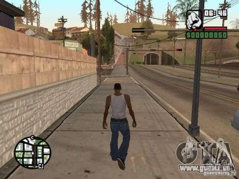PARKoUR pour GTA San Andreas troisième écran