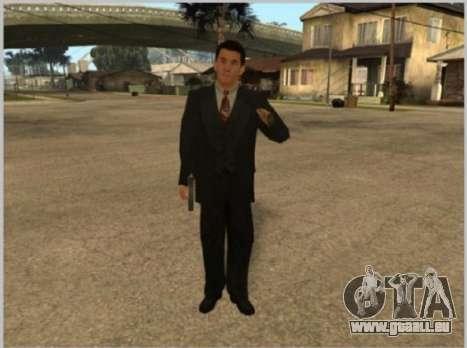 Skins La Cosa Nostra für GTA San Andreas zweiten Screenshot