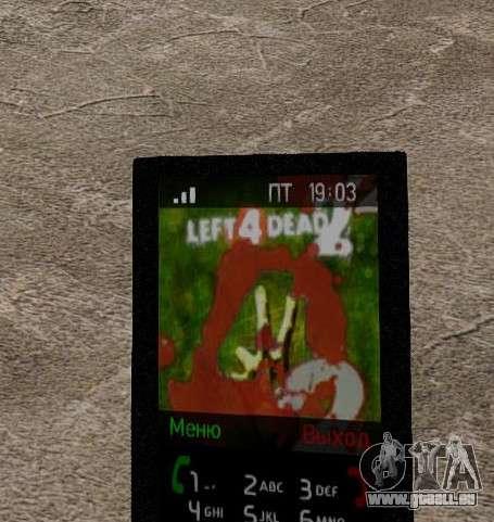 Neue Themen für dein Handy für GTA 4 zwölften Screenshot