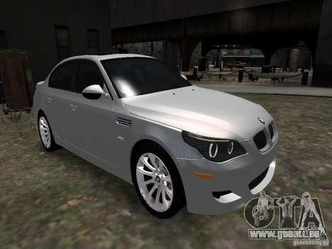 BMW M5 für GTA 4 rechte Ansicht