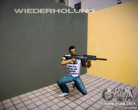 Saiga 12 k für GTA Vice City fünften Screenshot
